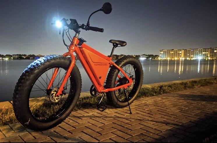 Tampa Florida Electric Bike Rental