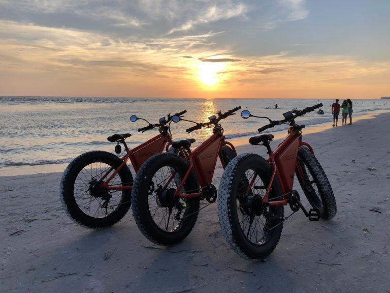Tampa Florida electric bike rentals